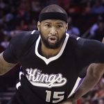 DeMarcus Cousins - Daily Fantasy NBA
