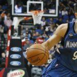 Ricky Rubio Daily Fantasy NBA